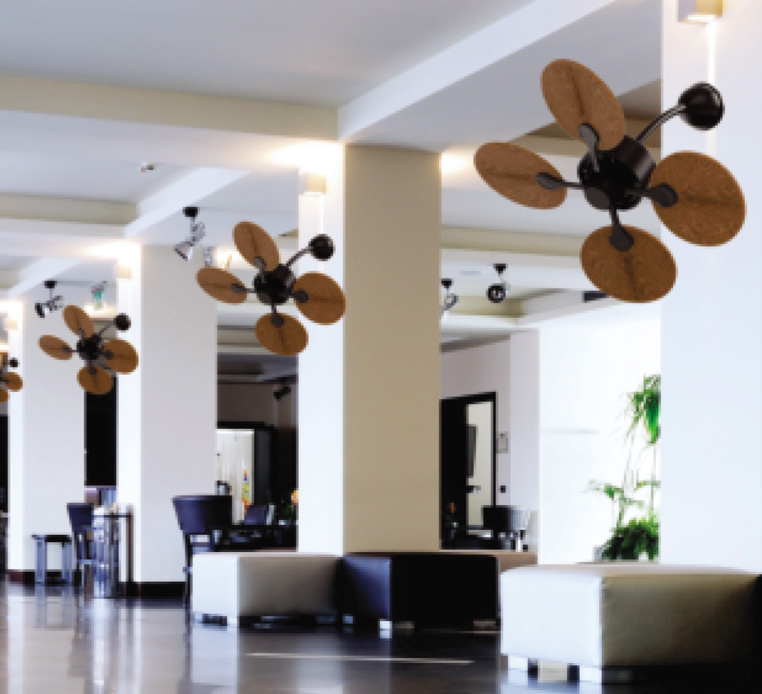 Wall Mounting Fans Magnific Fans